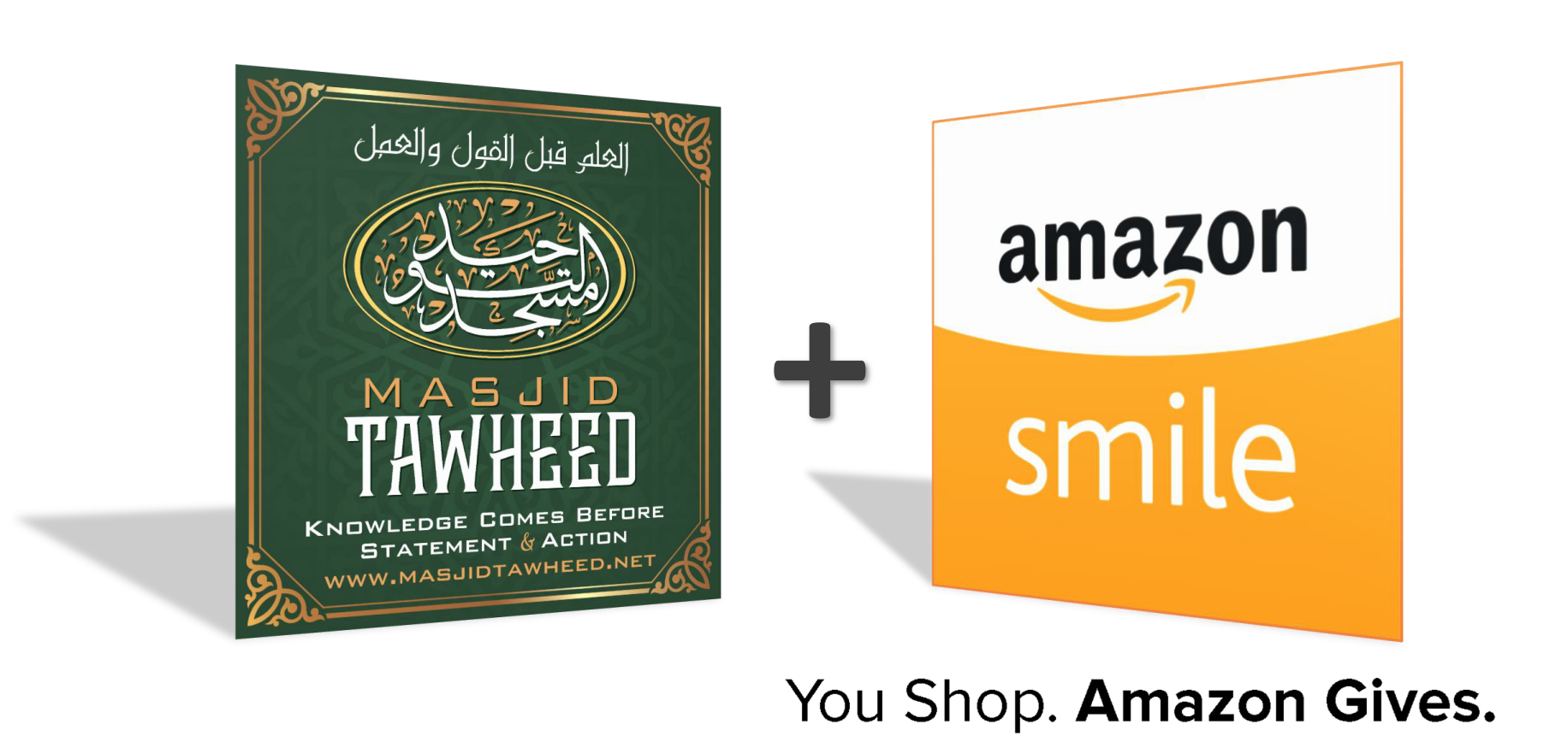 Donate to Masjid Tawheed with Amazon Smile - You Shop. Amazon Gives.